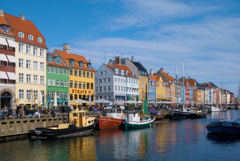 Romantisch in Dänemark